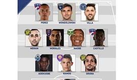 MLS: Rafael Ramos no onze da semana