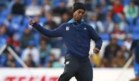México: Ronaldinho afastado pelo Querétaro