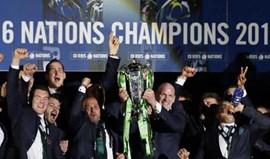 Irlanda conquista Torneio das Seis Nações
