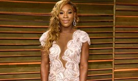 Serena Williams posa para a Vogue
