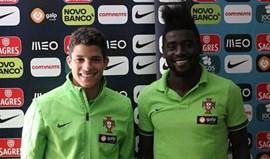 Dupla do soccer pelo sonho português