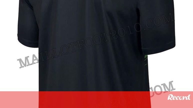 Desvendada a nova camisola da seleção portuguesa  - Fotogalerias - Jornal  Record aa044dd5828d9