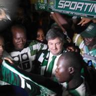São Tomé vai ter Academia leonina