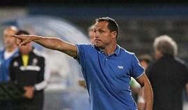 Sergi é o novo treinador do Almería
