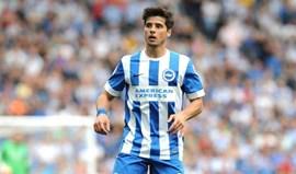João Carlos Teixeira eleito jovem do ano no Brighton