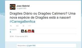 João Gabriel: «Dragões Diário ou Dragões Calimero?»