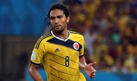 Abel Aguilar falha competição por lesão