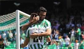 Betis assegura regresso à Primeira Divisão
