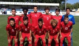 Seleção Nacional bate Áustria por 2-0