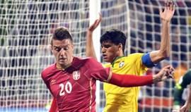 Sérvia bate Brasil por 2-1 e sagra-se campeã