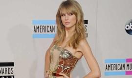 Taylor Swift está a caminho do espetáculo do Super Bowl