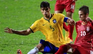 Danilo: «Trocava a minha bola de prata pela medalha de campeão»