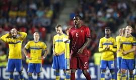 William Carvalho: «O que senti naquele momento? Angústia!»