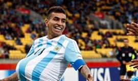 Ángel Correa no negócio Gaitán