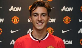 Matteo Darmian confirmado no Man. United