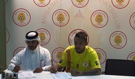 Erivelto oficializa transferência para o Al Mesaimeer