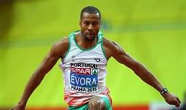 Nelson Évora 4.º classificado no Meeting do Mónaco