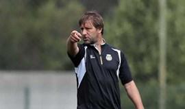 Igualdade com o FC Porto B em jogo treino