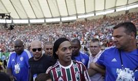 Ronaldinho Gaúcho já foi apresentado no Fluminense