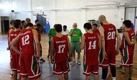 Seleção entra na fase dos jogos de preparação