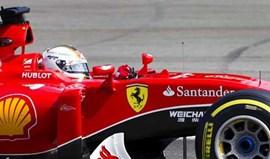 Vettel a postos para dar alegria aos 'tifosi' em Monza
