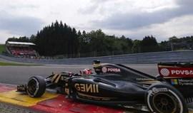 Lotus em dificuldades mas estará no GP Itália