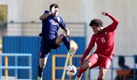 Seleção Nacional ambiciona ganhar o torneio da Suécia