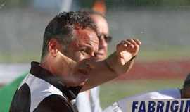 Francisco Chaló entrevistou individualmente os jogadores