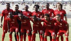 Benfica de Luanda derrota Kabuscorp e acaba em 3.º