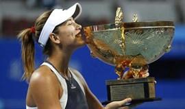 Ranking WTA: Garbine Muguruza sobe ao quarto posto