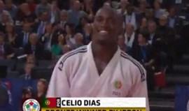 Célio Dias conquista bronze no Grand Prix de Paris