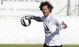 Carlos tem propostas de Benfica e Kabuscorp