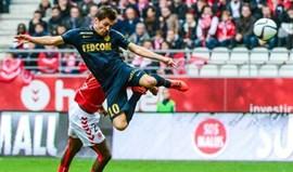 Golo de Bernardo Silva guia Monaco de volta às vitórias