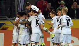 Schalke 04 derrotado em Moenchengladbach