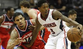 Glen Rice Jr. baleado num bar e apanhado com marijuana