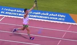 Mundiais IPC: José Azevedo conquista bronze nos 5000 metros