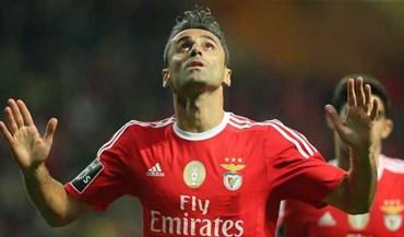 As melhores imagens do Tondela-Benfica