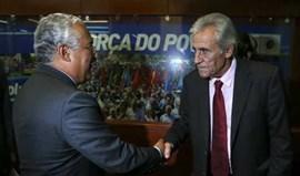PCP anuncia acordo que viabiliza governo do PS