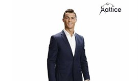 Cristiano Ronaldo vai ser a cara da MEO