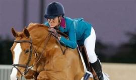 Hipismo: Luciana Diniz vence em Doha e conquista Global Champions Tour