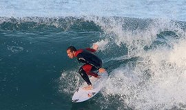 Tiago Pires segue em frente no Havai