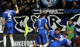 Rep. Checa: Slovan Liberec recebe e vence Sparta Praga