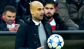 Guardiola assume Manchester City na próxima temporada