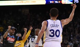 Warriors vencem Kings e prosseguem saga invicta
