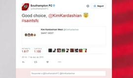 Southampton feliz com nome do filho de Kim Kardashian
