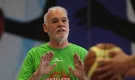 Mário Palma treina na Tunísia