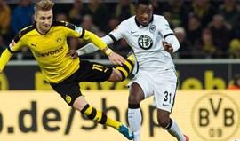 Reus desfalca Borussia Dortmund até final do ano