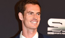 Andy Murray é o desportista do ano para a BBC