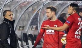 Drulovic deixa Partizan Belgrado