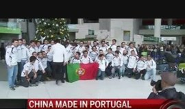 China made in Portugal